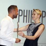 Charlene de Monaco : Modeuse en vue pour Philipp Plein comme au bord des bassins