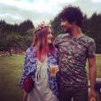 Roxane, la fille de Valérie Damidot, sur Instagram. Juin 2016.