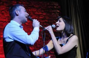 REPORTAGES PHOTO : Cristina Marocco en scène pour un duo de charme avec Yvon Chateigner !