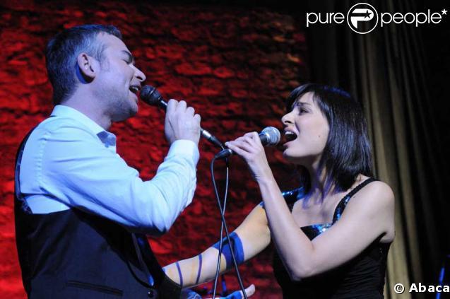 Yvon Chateigner et Cristina Marocco