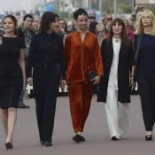 Virginie Ledoyen, Emmanuelle Béart et Juliette Binoche brillent à Cabourg