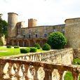 Photo du château de Ravel, publiée sur Instagram en 2015