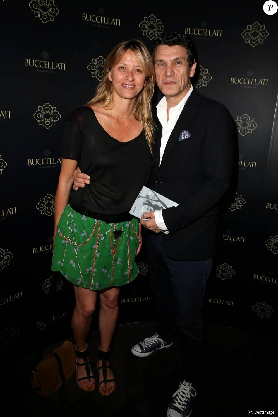 Marc lavoine et sa femme sarah inauguration de la nouvelle boutique buccell - Sarah lavoine boutique ...