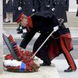La famille royale britannique commémore le souvenir des anciens combattants