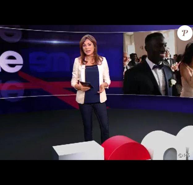 """Marie-Ange Casalta remplace Wendy Bouchard aux commande de """"Zone Interdite"""", sur M6"""