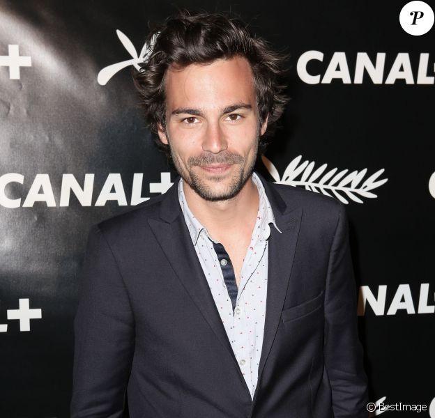 Bertrand Chameroy - Soirée Canal + à Mougins lors du 68ème festival international du film de Cannes. Le 15 mai 2015