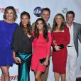 James Denton, Brenda Strong, Vanessa Williams, Eva Longoria, Mark Moses, Felicity Huffman, Doug Savant, Andrea Bowen - Soirée Desperate Housewives, le 29 avril 2012 à Los Angeles