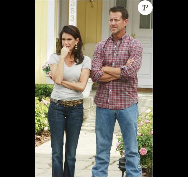 Desperate Housewives : Photo James Denton, Teri Hatcher