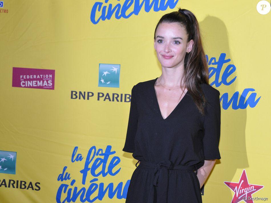 Charlotte Le Bon - Rencontre presse à l'occasion de la 32ème édition de la Fête du Cinéma au nouveau Studio Harcourt à Paris le 16 juin 2016. © Pierre Perusseau / Bestimage
