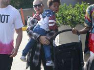 Amber Rose : Pour calmer son fils Sebastian, 3 ans, rien de mieux qu'un twerk !