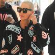 Amber Rose en pleine séance de shopping à Los Angeles Le 06 mai 2016