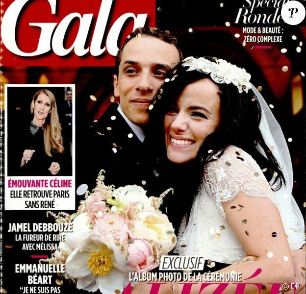 Magazine Gala en kiosques le 22 juin 2016.