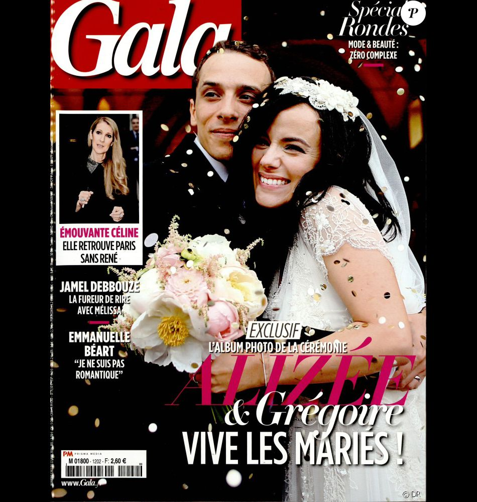 alize et grgoire lyonnet les dtails de leur mariage la kate moss - Mariage Alizee