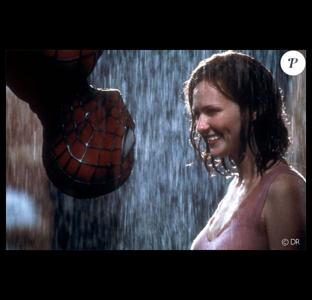 Mary-Jane (Kirsten Dunst) dans Spider-Man (2002)