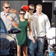 Victoria Beckham, Cruz et David, séance shopping à LA