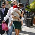Victoria Beckham et Cruz, trop mignons en plein L.A