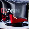 """Exclusif - Enregistrement de l'émission """"Le Divan"""" présentée par Marc-Olivier Fogiel avec Pierre Bergé en invité, qui sera diffusée le 24 juin sur France 3. Le 13 mai 2016 © Romuald Meigneux / Bestimage"""