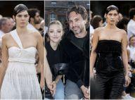 Kendall Jenner et Bella Hadid, héroïnes Givenchy devant Amanda Seyfried in love