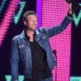 Blake Shelton à la soirée CMT Music Awards à Bridgestone Arena à Nashville, le 8 juin 2016