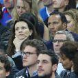 Jonathan Zebina lors du match du quart de finale de l'UEFA Euro 2016 France-Islande au Stade de France à Saint-Denis, France le 3 juillet 2016. © Cyril Moreau/Bestimage