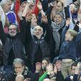 Gerard Jugnot lors du match du quart de finale de l'UEFA Euro 2016 France-Islande au Stade de France à Saint-Denis, France le 3 juillet 2016. © Cyril Moreau/Bestimage