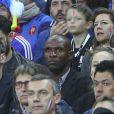 Eric Abidal lors du match du quart de finale de l'UEFA Euro 2016 France-Islande au Stade de France à Saint-Denis, France le 3 juillet 2016. © Cyril Moreau/Bestimage