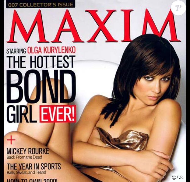 Ashley Greene pour Maxim