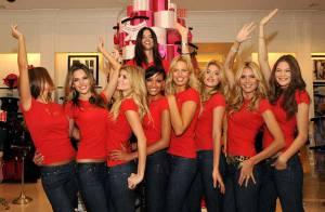 REPORTAGE PHOTO : Les égéries de Victoria's Secret s'offrent un après-midi entre filles... bande de coquines !