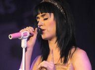 REPORTAGE PHOTOS : Katy Perry se prépare pour son show à la Star Ac...