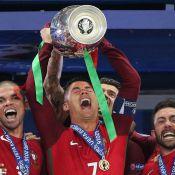 Cristiano Ronaldo champion d'Europe: Son fils aux anges, sa mère Dolores énervée
