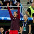 Cristiano Ronaldo lors du match de la finale de l'Euro 2016 Portugal-France au Stade de France à Saint-Denis, France, le 10 juillet 2016. © Cyril Moreau/Bestimage