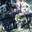 Exclusif - L'ancien joueur de baseball Derek Jeter et le mannequin Hannah Davis se sont mariés au Meadowood Napa Valley Resort à St. Helena, le 9 juillet 2016.