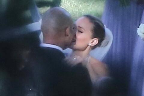 Hannah Davis et Derek Jeter mariés : Photos et détails de la cérémonie !