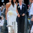 Ana Ivanovic et Bastian Schweinsteiger ont célébré leur mariage à Venise le 12 juillet 2016.