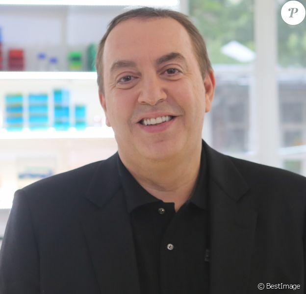Jean-Marc Morandini (NRJ12) - Tournage coulisses des spots TV du Pasteurdon à l'Institut Pasteur à Paris, le 16 juin 2016. © CVS/Bestimage