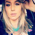 Aurélie Van Daelen sexy sur Instagram