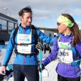 Pippa Middleton et son compagnon James Matthews participaient à la course de ski de fond Birkebeiner à Lillehammer le 19 mars 2016. Le couple s'est fiancé le 16 juillet 2016.