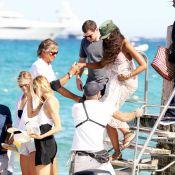 Naomi Campbell à Saint-Tropez : L'icône mode en vacances prend du bon temps