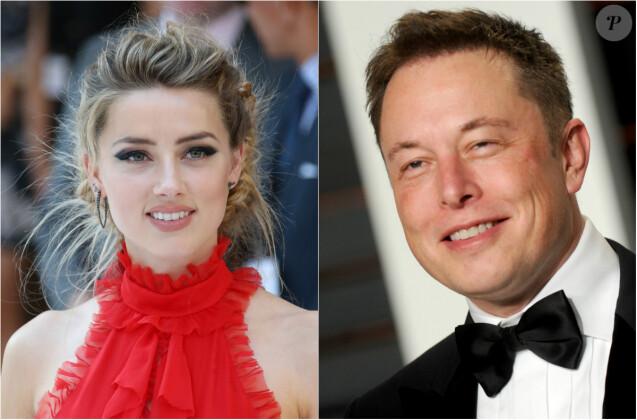 Amber Heard serait très proche d'Elon Musk, un milliardaire américaine de 45 ans lui aussi en instance de divorce.