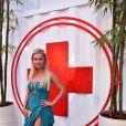 Christina Duxa - 68ème gala de la Croix-Rouge monégasque dans la salle des Etoiles du Sporting Monte-Carlo à Monaco, le 23 juillet 2016. © Bruno Bebert/Bestimage