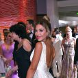 Yalda Golsharifi - 68ème gala de la Croix-Rouge monégasque dans la salle des Etoiles du Sporting Monte-Carlo à Monaco, le 23 juillet 2016. © Bruno Bebert/Bestimage
