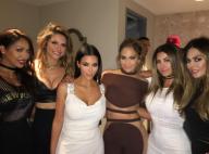 Kim Kardashian et Calvin Harris ligués contre Taylor Swift, réunis pour J-Lo !