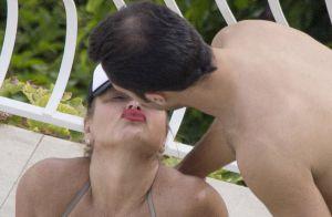 Anastacia embrasse un bel inconnu : Pause romantique en pleine tournée