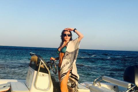 """Lindsay Lohan prend le large après sa rupture : """"Je mérite un gentleman"""""""