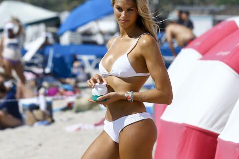 Natalie Jayne : En bikini, l'irrésistible mannequin enflamme Miami