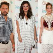 Tiffani Thiessen, Tori Spelling, Jason Priestley... Retrouvailles à Beverly Hills