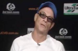 Jean Claude Van Damme pète un câble en pleine interview