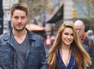 Justin Hartley et Chrishell Stause : Le couple des Feux de l'Amour s'est fiancé