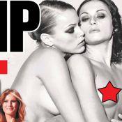 Donald Trump : Sa femme Melania entièrement nue dans un lit avec une autre...