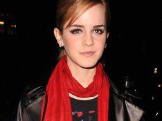 REPORTAGE PHOTOS : Emma Watson, jolie reine du... patin !